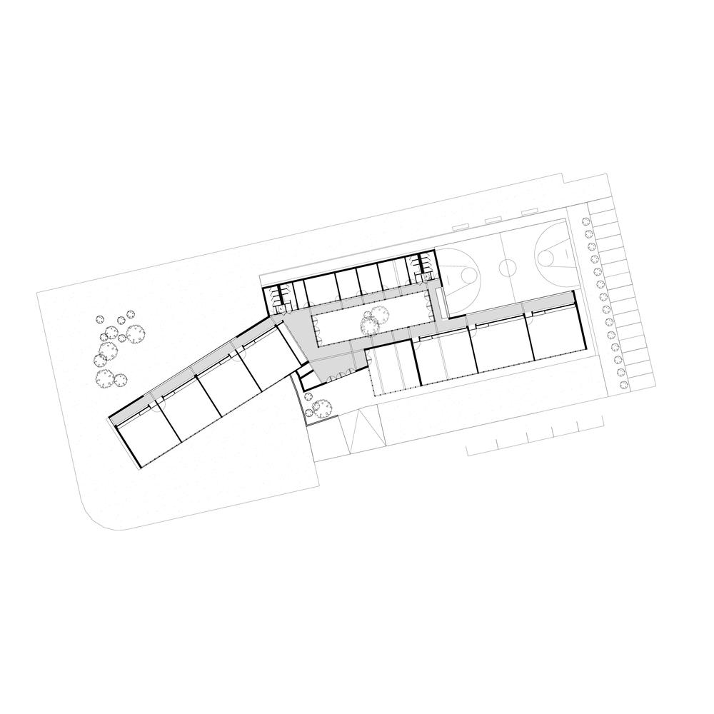 Belle Fontaine, Vaulruz - © JKLN Architecte