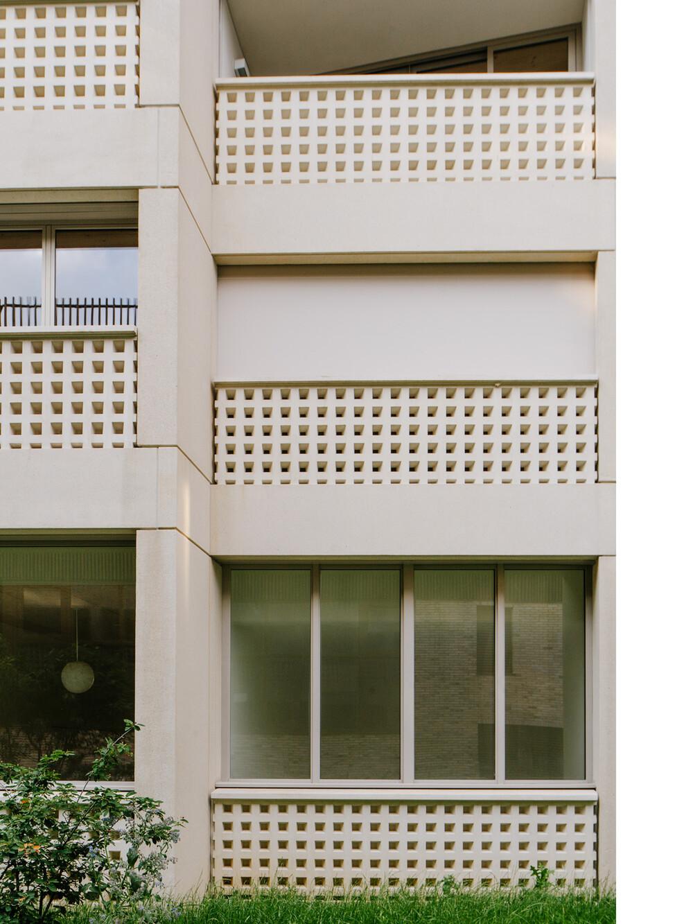 Blvd Auriol,  Paris 13 - © JKLN Architecte