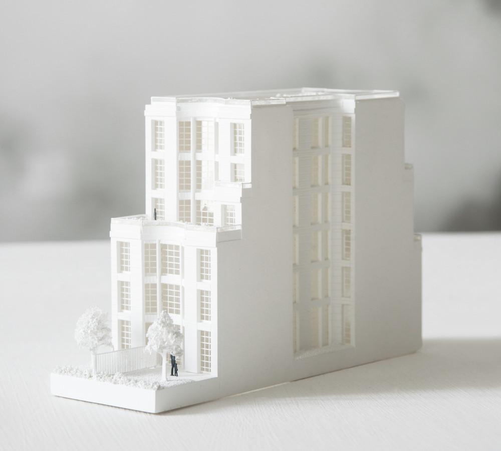 Projects - © JKLN Architecte