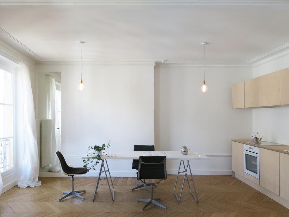 Rue René Boulanger, Paris 10 - © JKLN Architecte